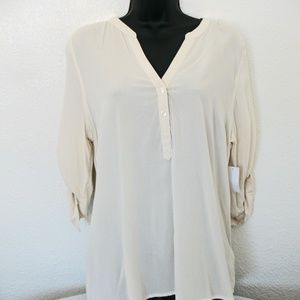 Simply Styled Women's L VERY SOFT; Three buttons